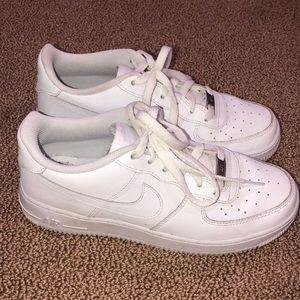 Nike Air Force 1, white